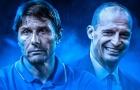 Góc Inter: Conte ra đi nhưng Allegri sẽ không đến?