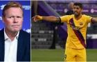 Đích thân gọi điện, Ronald Koeman chốt tương lai Suarez