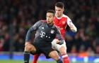 So sánh Thiago Alcantara với hàng tiền vệ Arsenal mùa 2019/20