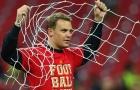 Từ Neuer đến Messi: 'Siêu đội hình' từng hai lần giành cú ăn 3