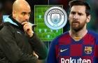Đội hình cực khủng của Man City mùa tới nếu có Lionel Messi