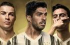 Với 2 tân binh từ Barca, đội hình Juventus mùa tới 'khủng' cỡ nào?