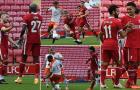 Hiệp 2 bùng nổ, Liverpool 'nghiền nát' Blackpool với 7 bàn