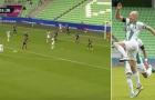 Vừa trở lại sân cỏ, Robben lập tức ghi siêu phẩm bằng chân trái