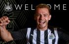 CHÍNH THỨC! Chớp lấy thời cơ, Newcastle cho ra mắt tân binh thứ 4