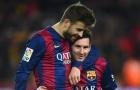 Lộ lý do khiến Arsenal 'vồ hụt' Messi và Pique