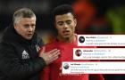 CĐV Man Utd: 'Đừng như Southgate, Solskjaer nên làm như thế với Greenwood'