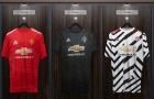 Từ Man Utd đến Juve: Nhìn lại 'bộ cánh' ấn tượng của các đại gia châu Âu ở mùa giải 2020-21