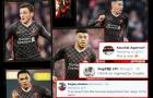 CĐV Liverpool: 'Mẫu áo thứ 3 sao y thiết kế ĐT Croatia, tương tự bàn đánh cờ'