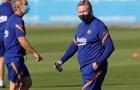 'Báu vật' thay thế Messi báo tin dữ khiến CĐV Barca lo sốt vó