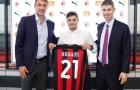 Sao Real Madrid rạng ngời trong ngày ra mắt AC Milan