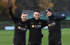 XONG! Thêm 1 cái tên tuyên bố chia tay Inter Milan