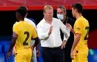 HLV Koeman xác nhận, Barca từ bỏ sơ đồ 4-3-3