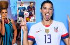 Alex Morgan: Nữ cầu thủ hot nhất thế giới hiện nay