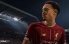 ĐH xuất sắc nhất FIFA 21: Liverpool chiếm trọn hàng phòng ngự