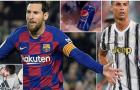 Cạnh tranh với Ronaldo, Messi trở thành tỷ phú bóng đá