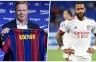 Tìm 'trò cũ' thay Depay, Koeman nhận kết cục 'đắng nghét' từ BLĐ Barca