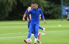 'Lampard nói với tôi cách Ziyech chuyền bóng thật buồn cười'
