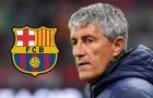 Nóng mặt vì Barca, Quique Setien quyết 'gây bão' cực lớn