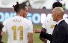 Rời Real, Gareth Bale nhắn gửi 1 thông điệp đến HLV Zidane