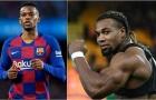 """Tìm đối tác cho """"quái thú"""" Traore, Wolves đưa """"máy chạy"""" của Barca vào tầm ngắm"""