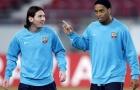 Ronaldinho liệt kê 3 cái tên xuất sắc hơn Lionel Messi