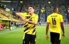 Mở tài khoản tại Bundesliga, 'hậu duệ của Pulisic' ghi tên vào lịch sử