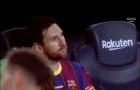 Lionel Messi để lộ hình ảnh khiến CĐV Barca lo sốt vó