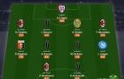 Đội hình tiêu biểu vòng 1 Serie A 2020-21: Bất ngờ với Ronaldo, Ibrahimovic