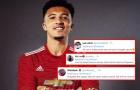 CĐV Man Utd: 'Đó là lý do chúng ta sẽ không thể mua Sancho sao?'