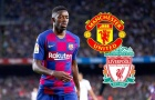 Được Man Utd và Liverpool 'thả thính', Dembele đã có câu trả lời