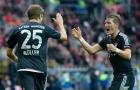 Bayern vô địch, Muller khắc tên vào lịch sử