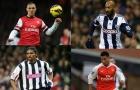 Từ Anelka đến Gnabry: 8 cầu thủ từng khoác áo Arsenal và West Bromwich