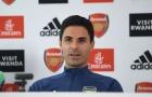 Arteta: 'Tôi thích cầu thủ Liverpool đó từ lâu rồi'