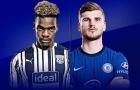 TRỰC TIẾP West Brom - Chelsea: Kepa dự bị
