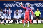 10 con số đáng chú ý trận WBA 3-3 Chelsea: Silva chào sân 'thảm họa'