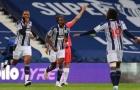 TRỰC TIẾP West Brom 3 - 0 Chelsea (H1): Chelsea bị dẫn 3 bàn