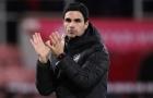 6 HLV đã khen ngợi Arteta: Từ Guardiola, Mourinho cho đến Vieira