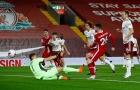 TRỰC TIẾP Liverpool 2-1 Arsenal (Kết thúc H1): Robertson lập công chuộc lỗi