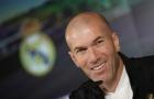 Vắng Kroos, Zidane vẫn nhận tin vui từ 'khẩu đại pháo' của Real