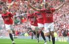 5 bàn thắng muộn nhất của Manchester United ở Premier League: 2 siêu phẩm trận derby