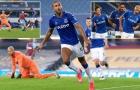 Hiệu ứng James Rodriguez quá lớn, Everton lại thắng hủy diệt