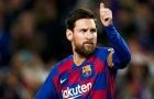 'Kẻ thay thế' Messi tiến sát kỷ lục săn bàn đáng sợ