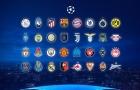 TRỰC TIẾP Bốc thăm vòng bảng Champions League: Nguy cơ bảng tử thần!