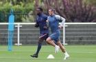 Xỏ giày ra sân tập, Gareth Bale sẵn sàng đại náo Old Trafford?