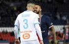 Gây hấn với Neymar, hậu vệ Marseille nhận về cơn ác mộng