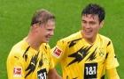 Dortmund đại thắng, 'thần đồng 17 tuổi' viết lại lịch sử