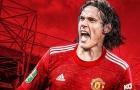 Man Utd cẩn thận Cavani, 'vận đen Nam Mỹ' luôn hiển hiện tại Old Trafford
