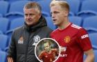 Với Alex Telles, HLV Solskjaer sẽ biến Van de Beek thành 'Iniesta mới' của M.U