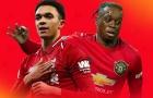 Từ Arnold đến Wan-Bissaka: Đội hình toàn hậu vệ phải 'chất lừ' của bóng đá Anh